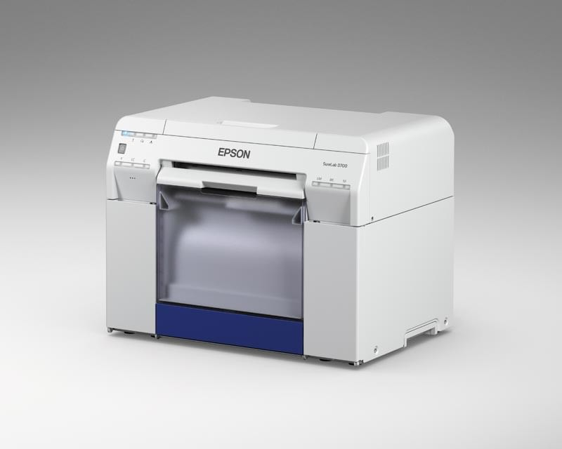 Epson D700 Surflab - 6-Farbdruck mit tempo